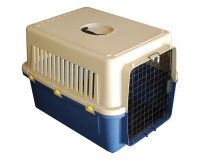 Animal Transport Carrier - Medium plastic airline approved