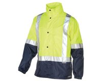 Huski - Socket 918069 Jacket waterproof breathable high-visibility hi-vis