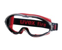 UVEX 9302-342 Ultrasonic Fire Goggle
