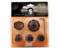 Blackjack Global Flashlight Mount GM001 Helmet Holder