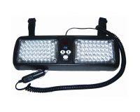 Visor Light Milano F111, LED, Covert