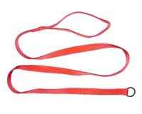 Economy Choke Lead - 15mm nylon, 120cm, random colours