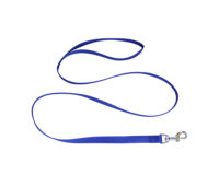Economy Clip Lead - 15mm nylon, 120cm, random colours