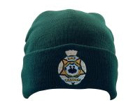 Beanie Embroidered - WA Ranger, Green WA Ranger