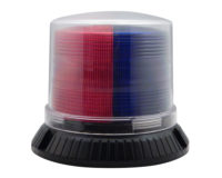 Beacon - VM82A, LED, Magnetic Base, Red/Blue