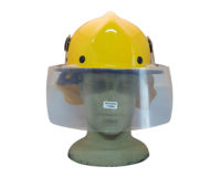 Helmet Pacific BR5 BushBud Wildland Kevlar Model Includes Visor Bush Fire